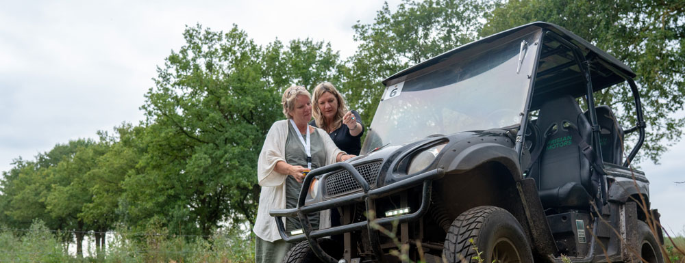 4x4 Ecotrail met Pizza-workshop & overnachting