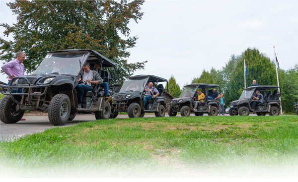 4x4 Ecotrail & Pizza-workshop met streekproducten