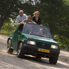 4x4 events, met de cabrio door Brabant!